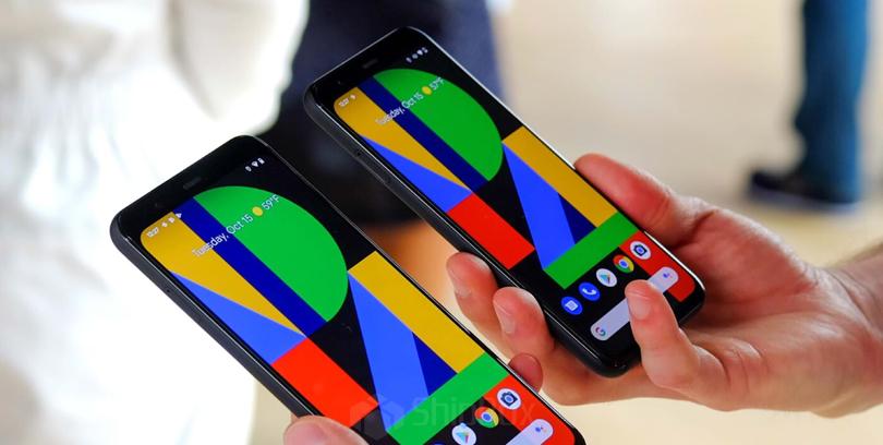безрамочный смартфон Google