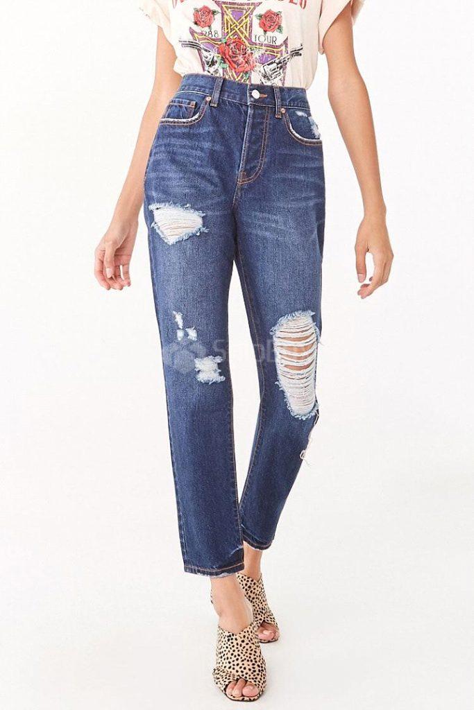 Forever21 mom jeans