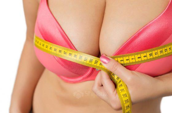 определить размер груди