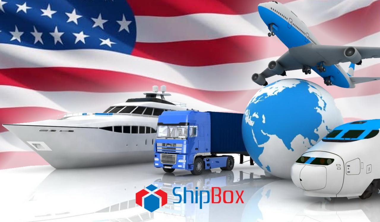 надежный посредник — Shipbox.us