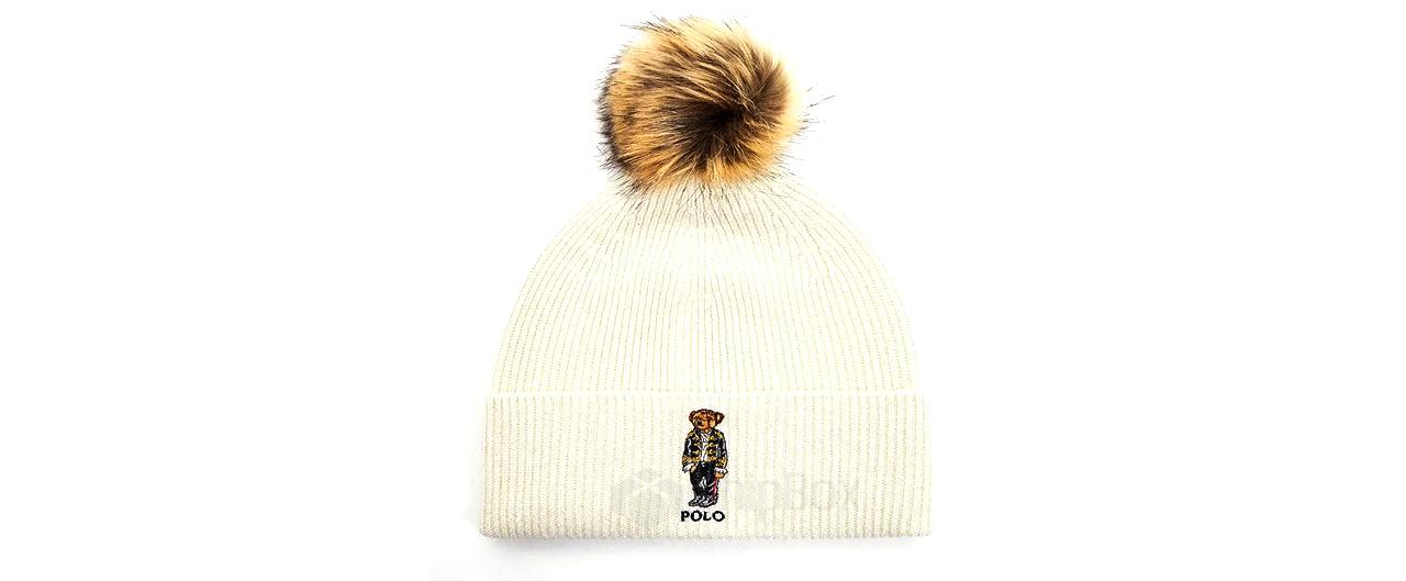 детские шапки Polo Ralph Lauren