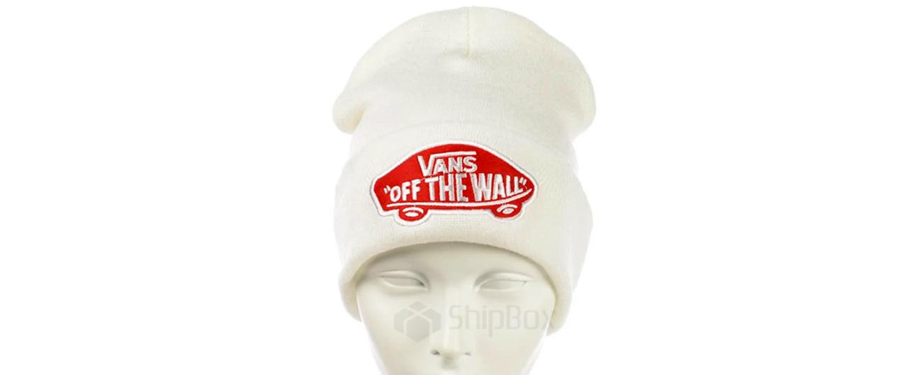 детские шапки VANS